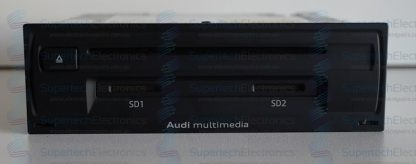 Audi A3 A4 No Sound MII MIB Stereo Repair