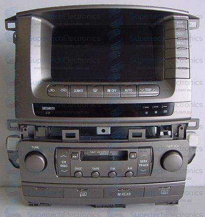Lexus LX470 Stereo Repair
