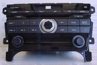 Mazda CX7 Stereo Repair
