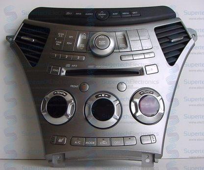 Subaru Tribeca Stereo Repair