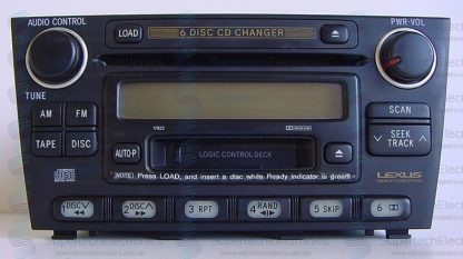 Lexus IS250 Stereo Repair