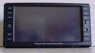 Mitsubishi MMCS Stereo Repair