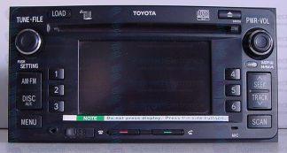Toyota Rav4 Fj Cruiser Stereo Repair