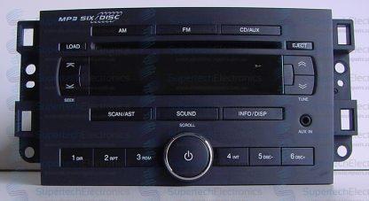 Holden Captiva Stereo Repair