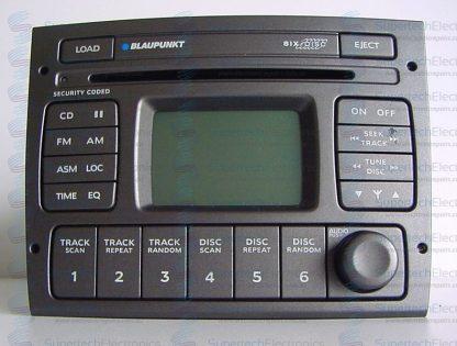 Holden Commodore VZ VY Monaro Blaupunkt Stereo Repair