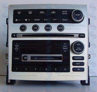 Nissan Skyline V35 Stereo Repair