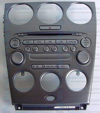 Mazda 6 Stereo Repair