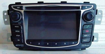 Hyundai Accent Stereo Repair