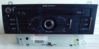 Audi Q5 Stereo Repair