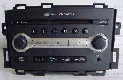 Nissan Murano Stereo Repair