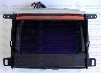 Lexus SC430 Display Repair