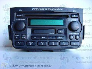 Honda MDX Car Stereo