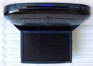 Ford Territory Roof-Mounted DVD Player Repair
