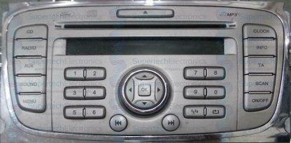 Ford Focus LS Stereo Repair
