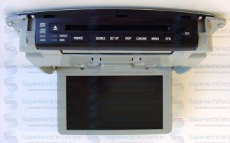Mitsubishi Outlander Roof Mounted DVD Player