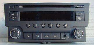 Nissan Pulsar Stereo Repair