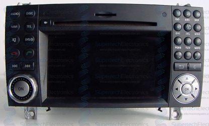 Mercedes Benz Comand NTG2.5 Repair