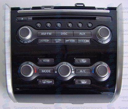 Nissan Pathfinder Stereo Repair