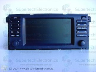 BMW X5 LCD Stereo Repair