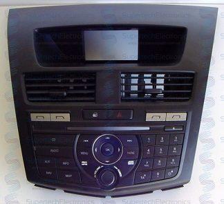 Mazda BT50 Stereo Repair
