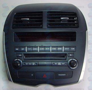 Mitsubishi ASX Stereo Repair