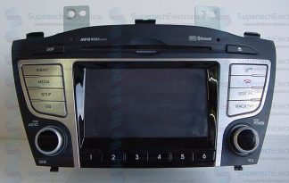 Hyundai ix35 Stereo No Sound Repair
