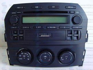 Mazda MX5 Stereo Repair