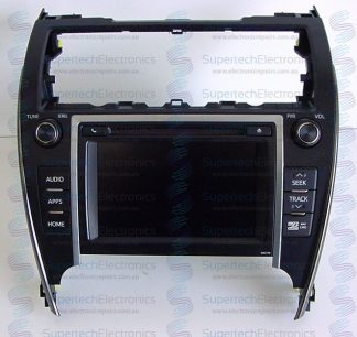 Toyota Camry Altise Stereo Repair