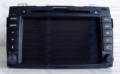 Kia Sportage Stereo Repair