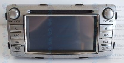 Toyota Hilux SR5 Navigation Stereo Repair
