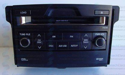 Toyota Prado Sahara CD Stacker Repair