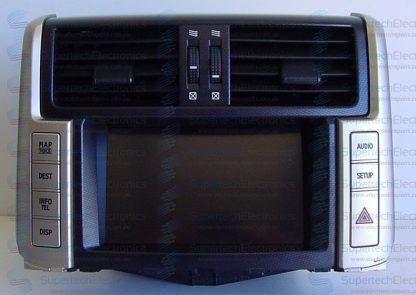 Toyota Prado Kakadu LCD Display Repair
