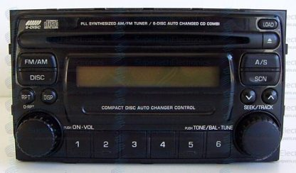 Suzuki Grand Vitara Stereo Repair