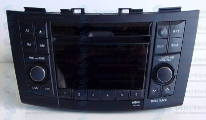 Suzuki Swift Stereo Repair