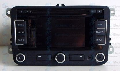 Volkswagen RNS315 Stereo Repair
