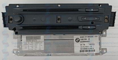 BMW CCC Stereo Repair