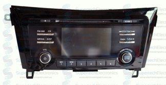 Nissan Qashqai Stereo Repair