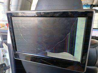 Toyota Sahara 12 Inch Head Rest LCD Repair