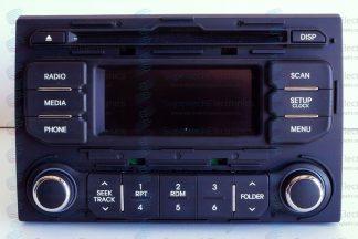 Kia Rio Stereo Repair