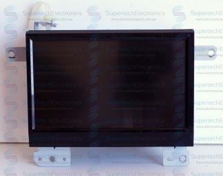 Subaru Tribeca LCD Display Repair