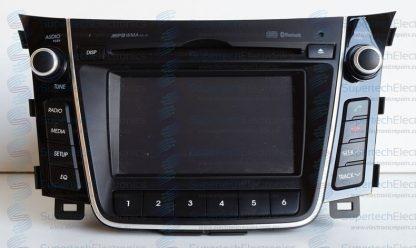 Hyundai i30 Stereo No Sound Repair
