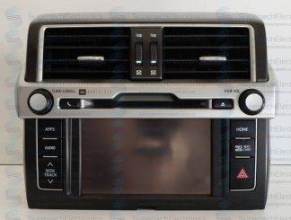 Toyota Prado Stereo Repair