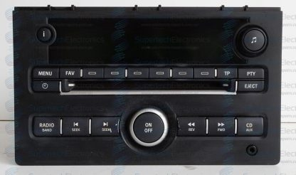 Saab 9-3 Stereo Repair