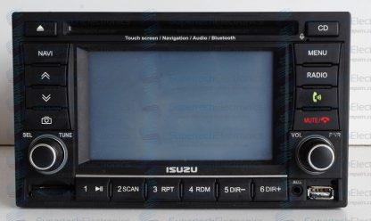 Isuzu DIR4800 Truck Stereo Repair