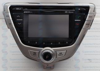 Hyundai Elantra No Sound Stereo Repair