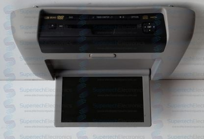 Toyota Kluger Rood Mounted DVD Player Repair