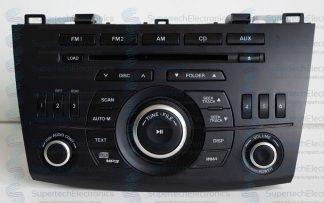Mazda 3 Stereo Repair