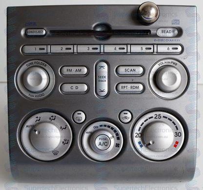 Mitsubishi 380 Stereo Repair