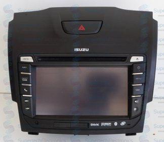 Isuzu D-Max Mux Stereo Repair