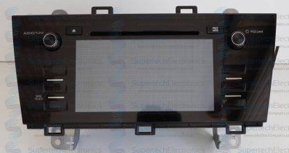 Subaru Outback Stereo Repair